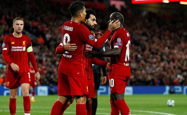 Liverpool Berhasil Menekuk Fc Salzburg dengan skor 4-3