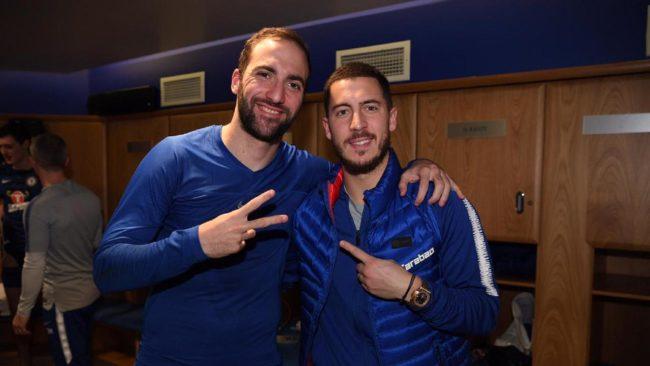 Alessio Romagnoli, pemain asal Ac Milan ini menyatakan bahwa Chelsea beruntung bisa memiliki striker kelas dunia seperti Gonzalo Higuain