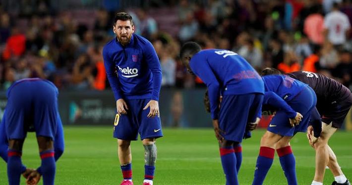 Messi Lebih Memilih Trofi Liga Champions Ketimbang Ballon d'Or